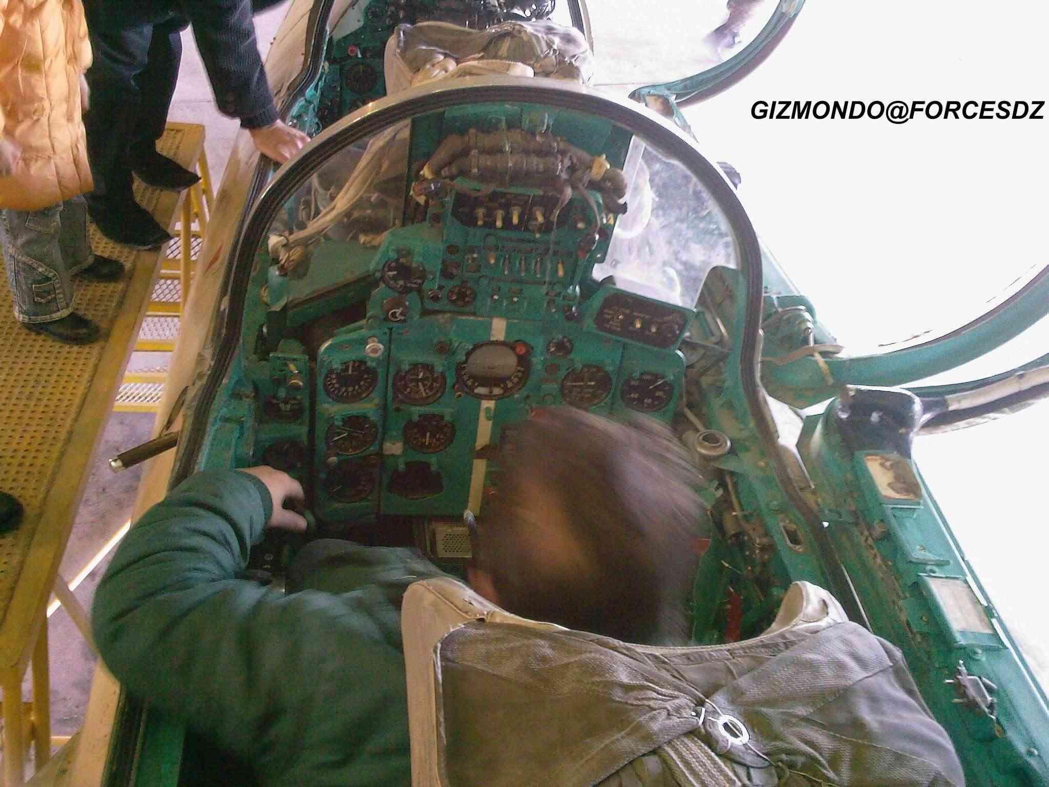 طائرة مقاتلة إعتراضية ميغ-21  MIG-21 Photos36