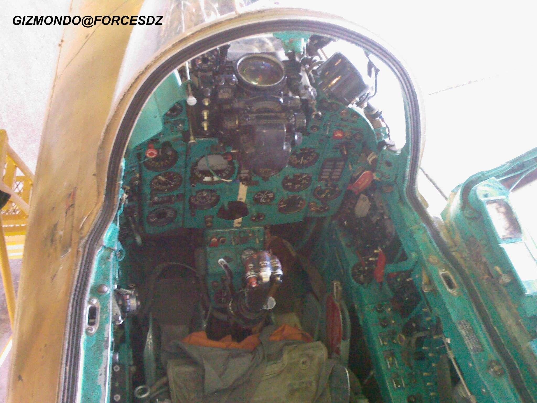 طائرة مقاتلة إعتراضية ميغ-21  MIG-21 Photos37