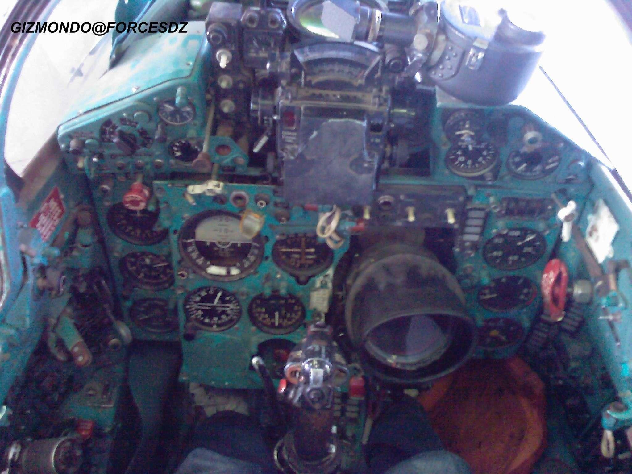 طائرة مقاتلة إعتراضية ميغ-21  MIG-21 Photos39