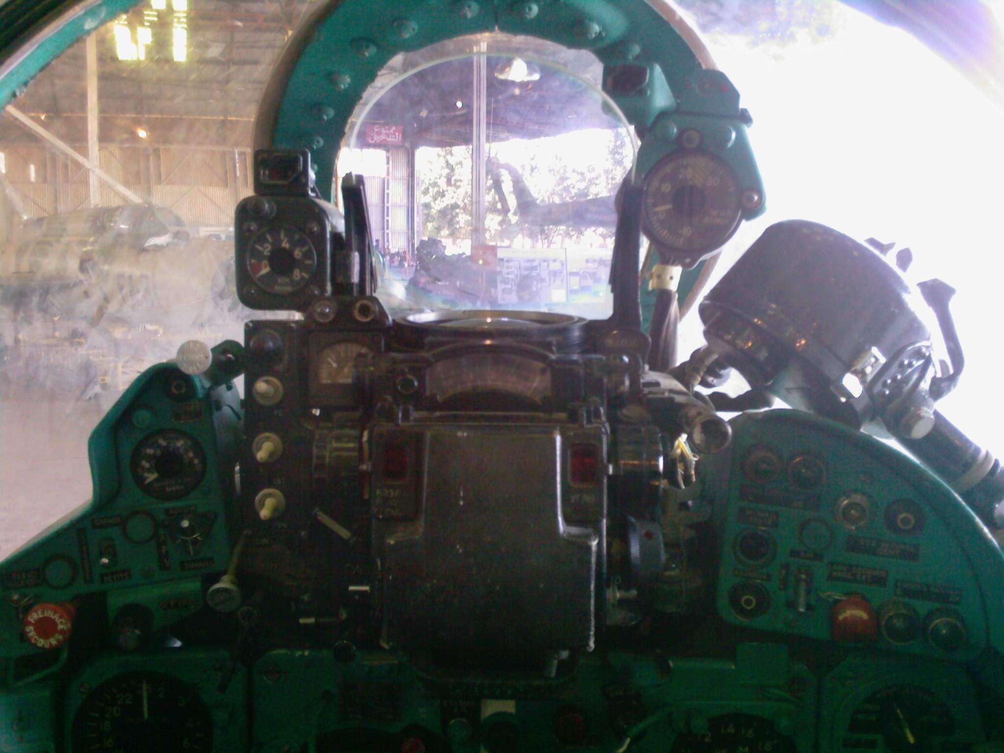 طائرة مقاتلة إعتراضية ميغ-21  MIG-21 Photos41