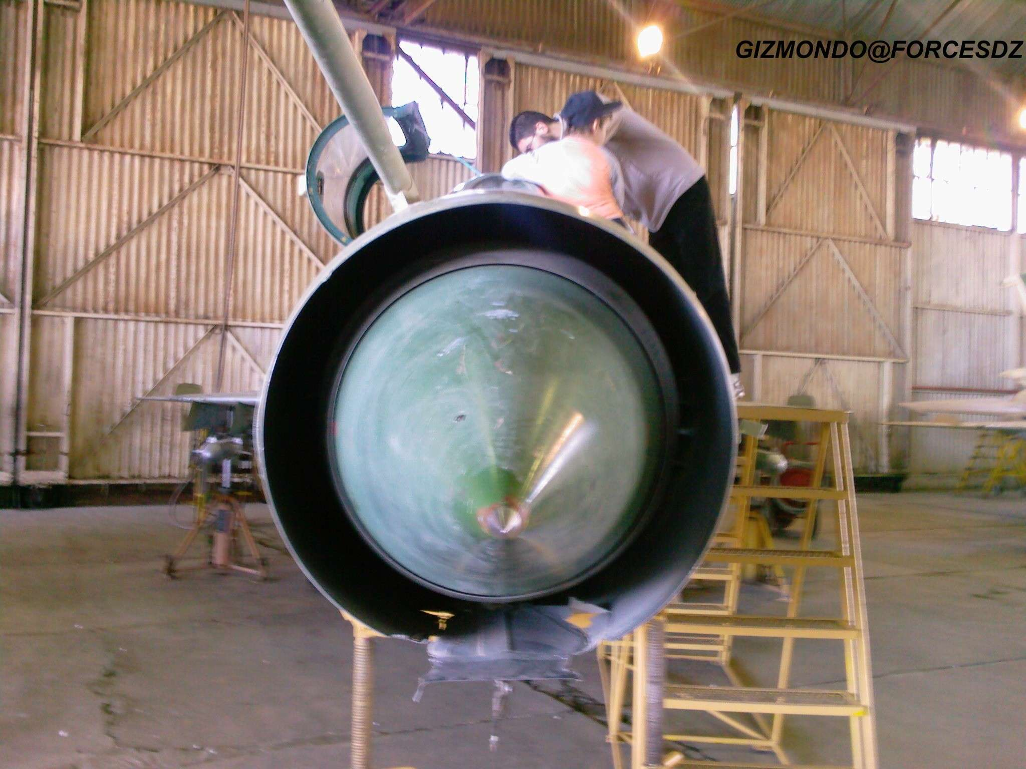 طائرة مقاتلة إعتراضية ميغ-21  MIG-21 Photos47