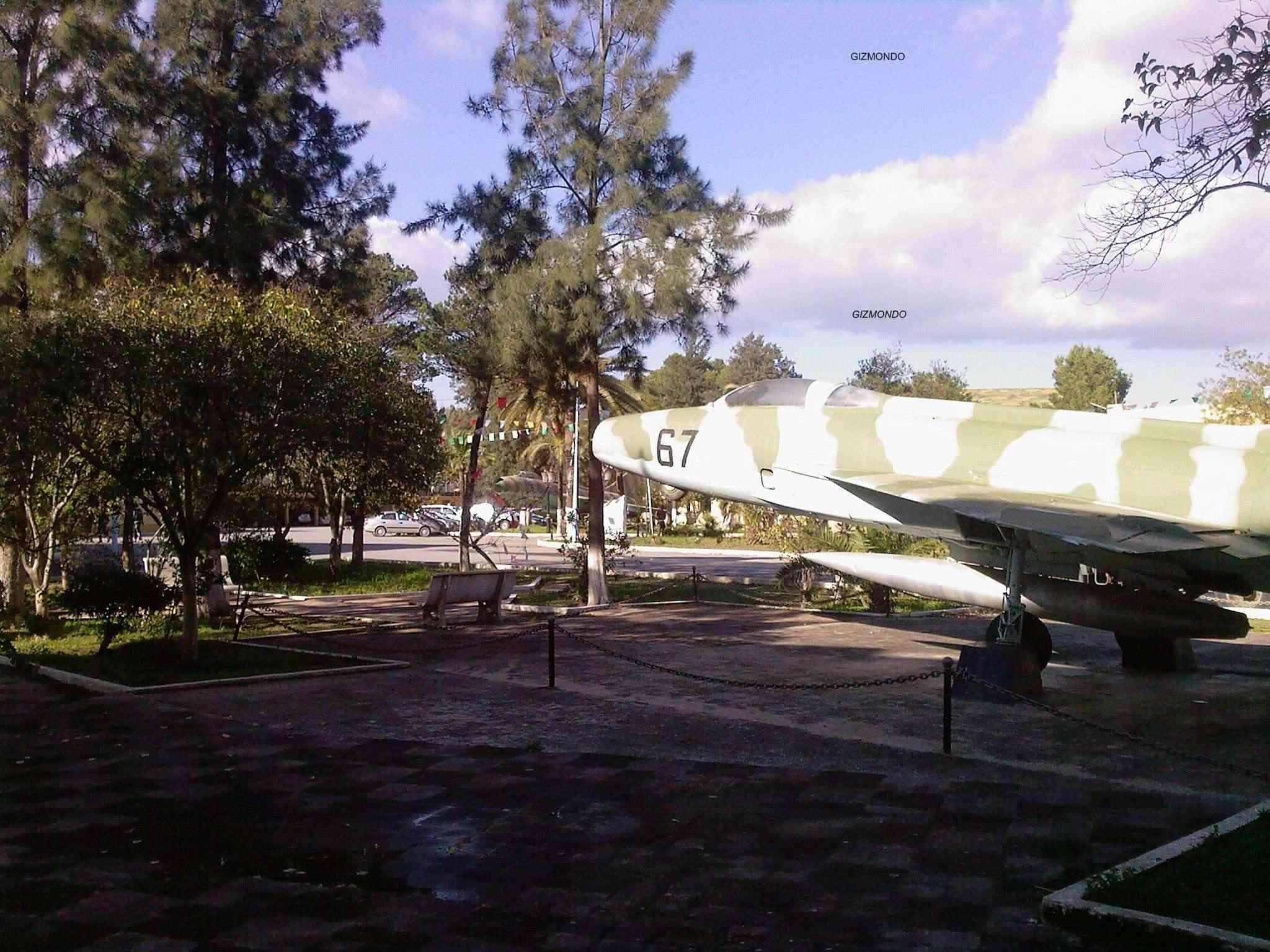 طائرة مقاتلة إعتراضية ميغ-21  MIG-21 Photos54