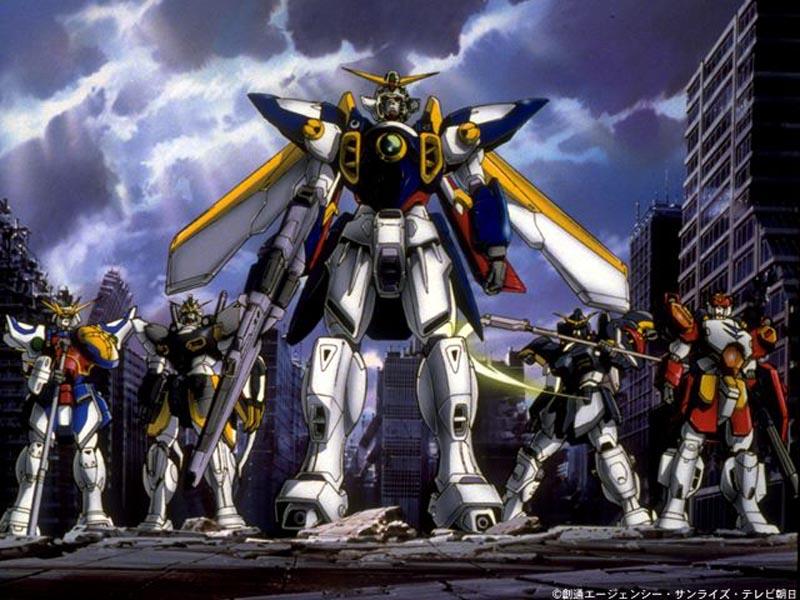 Séries Gundam 5361110