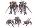 Séries Gundam Ban13010