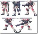 Séries Gundam Buster10
