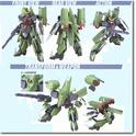 Séries Gundam Chaos-10