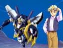 Séries Gundam Quatre10