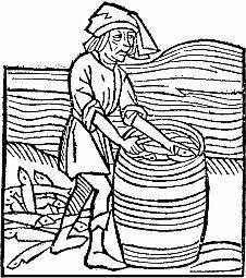 essais de salage de hareng ou autre poisson en caque Caque10