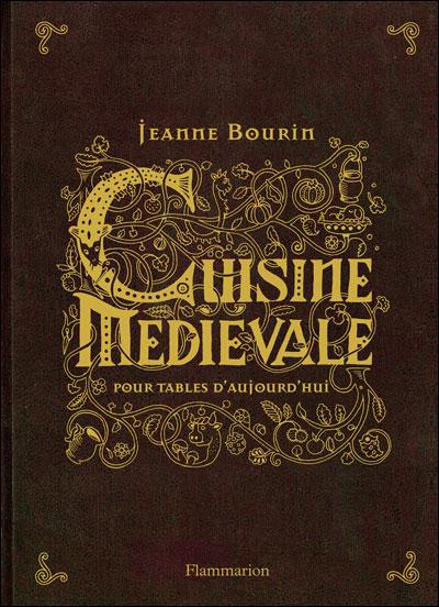 [livre] Jeanne Bourin - Cuisine médiévale pour tables d'aujourd'hui Recett10