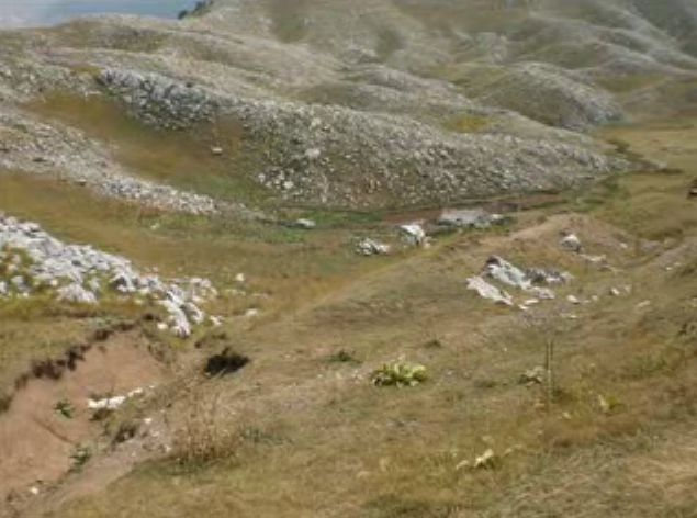 Foto peisazhe nga Natyra e Gurit Bardhë 1910