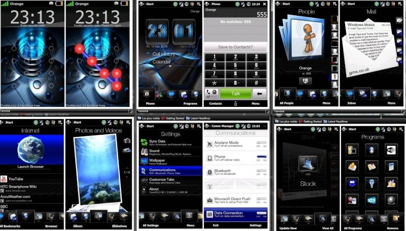 HTC TÉLÉCHARGER T8282 POUR GRATUITEMENT APPLICATION TOUCH HD