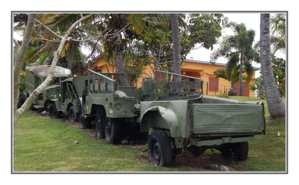 Quelques véhicules Américains  (d'époque ?) en N-C Dscn4116