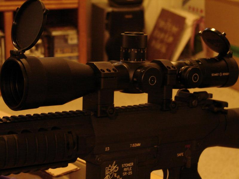Lunette S und B en dotation dans l armee US Sb3-1210