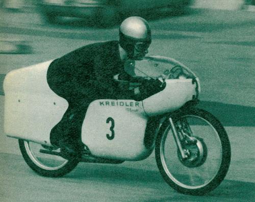 Kreidler-Florett fuhr Weltrekord! Kreidl17