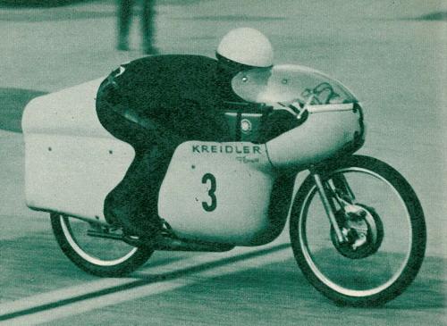 Kreidler-Florett fuhr Weltrekord! Kreidl18