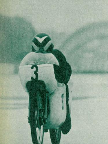 Kreidler-Florett fuhr Weltrekord! Kreidl19