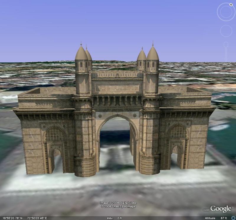 Batiments 3D avec textures - MONDE [Sketchup] - Page 4 Gatewa10