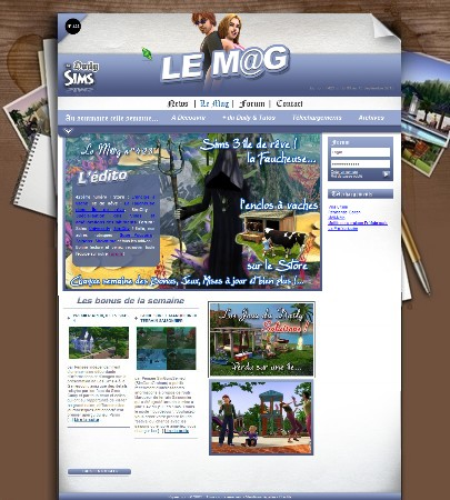 Daily Sims, Sims 2 & 3 - Page 4 Mag42310