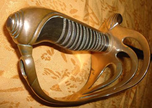 Sabre Français mod 1882 Dragon10