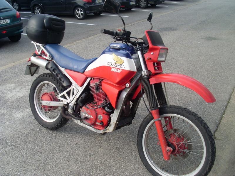 ( vendue ) honda xlv750r 1984 type rd01 Sl372310