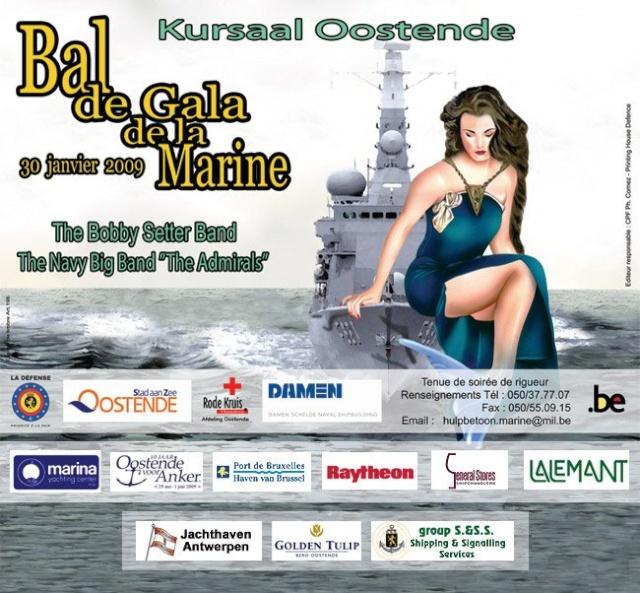 Bal de la Marine 2009 Affich10