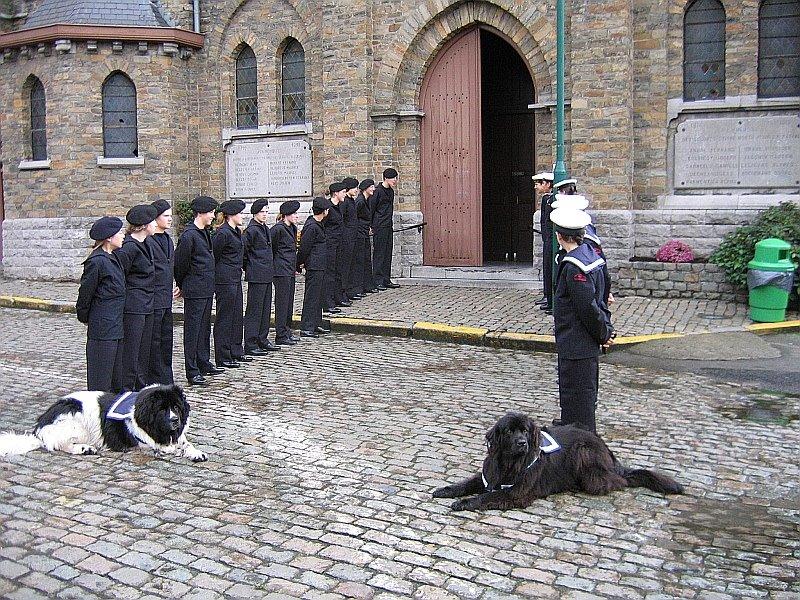 11 novembre & les Cadets de Marine Ittre_10