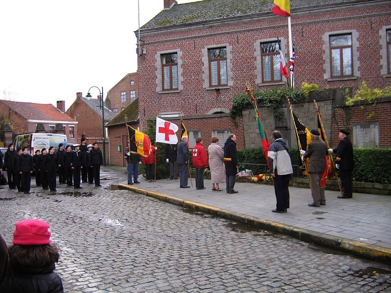 11 novembre & les Cadets de Marine Ittre_11