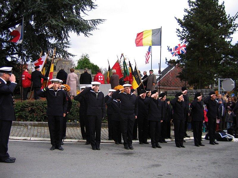 11 novembre & les Cadets de Marine Ittre_12