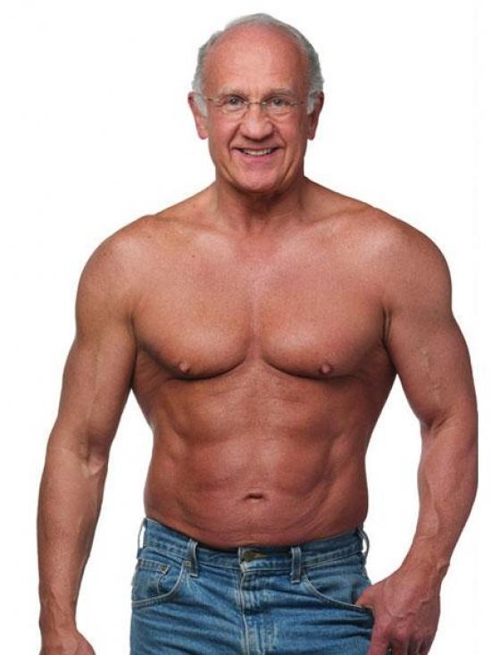 bodybuilder - un médecin de 69 ans avec un corps de bodybuilder Bodybu10