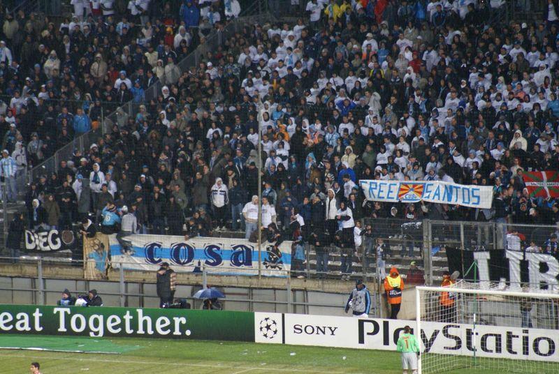 LDC: Marseille - Atletico Madrid 33463410