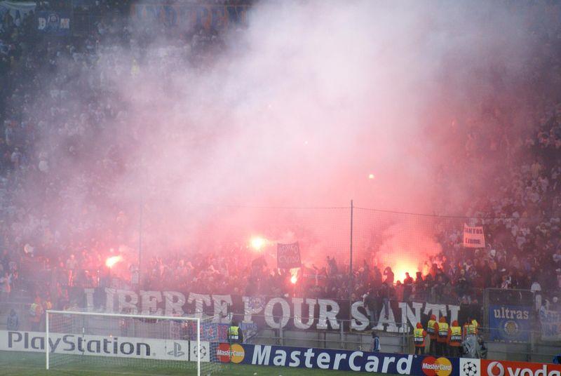 LDC: Marseille - Atletico Madrid 33463510