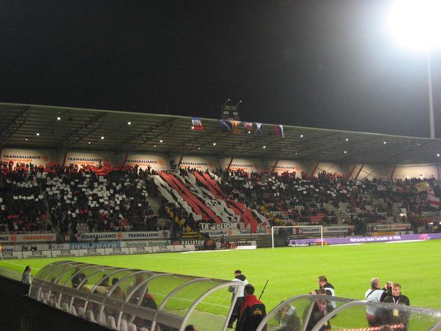 UEFA: Nancy - CSKA Moscou Asnlcs11
