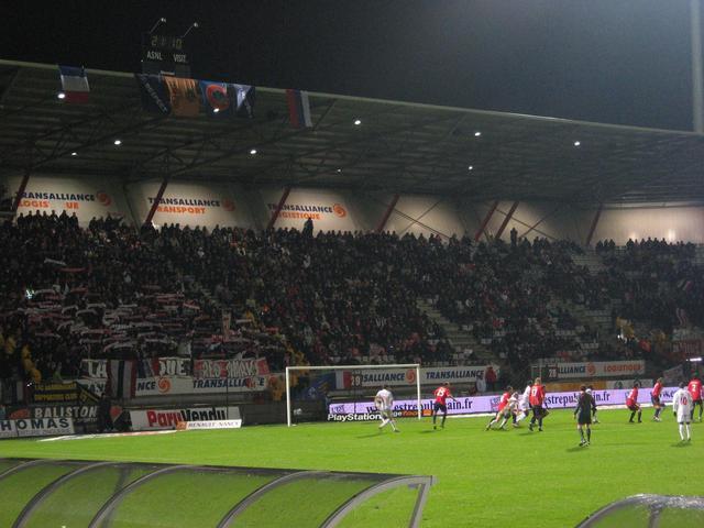 UEFA: Nancy - CSKA Moscou Asnlcs12