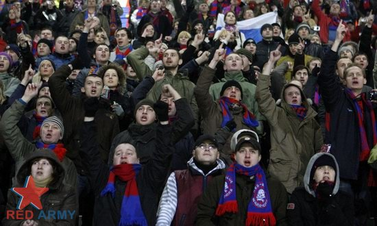 UEFA: Nancy - CSKA Moscou Cska0110