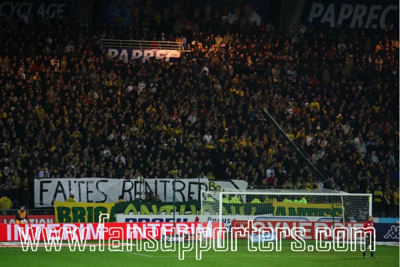 L1: Nantes - Lyon Nantes12
