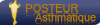 Posteur Asthmatique