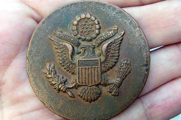 Reliquia de la guerra México-EUA (1846-1848) 31884010