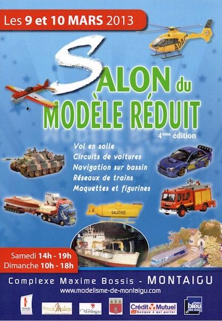 Salon du modèle réduit - Montaigu - 9 et 10 mars 2013 Montai10