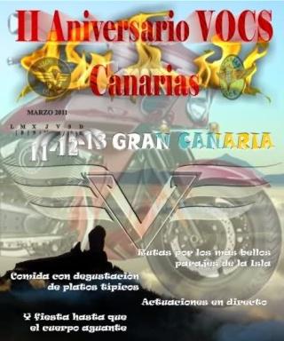 2º Aniversario VOCS Canarias Vocs_b10