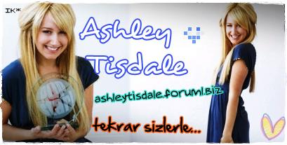 Ashley Tisdale Fan Club' ashleytisdale.foruml.biz