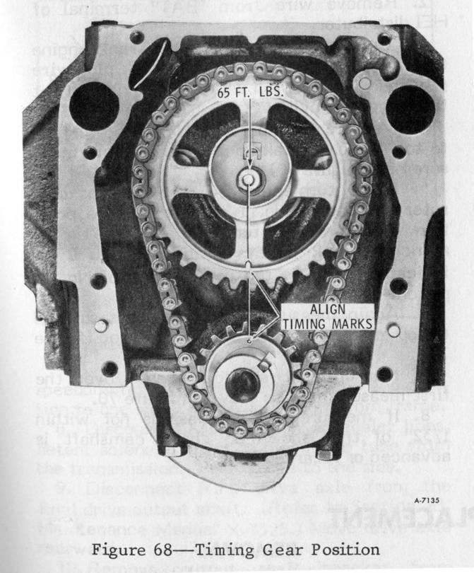 Rebâtir le moteur. Problème et Besoin d'aide. Timing10