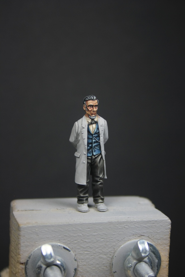 Abraham Lincoln. Img_4712