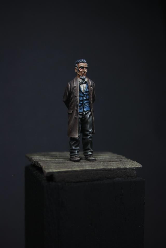 Abraham Lincoln. Img_4811