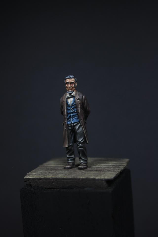 Abraham Lincoln. Img_4812
