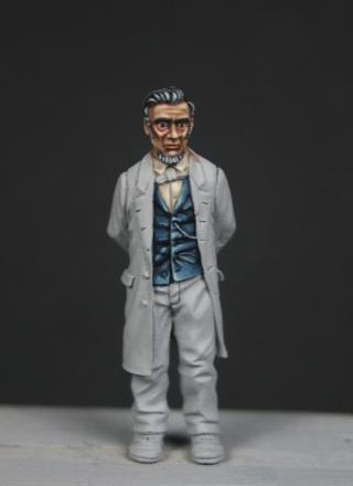 Abraham Lincoln. Recadr10