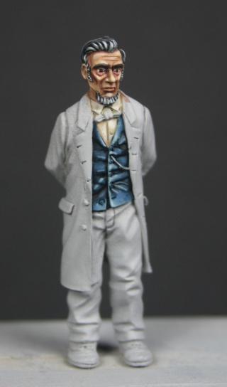 Abraham Lincoln. Recadr11