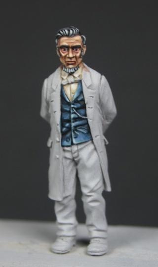 Abraham Lincoln. Recadr12