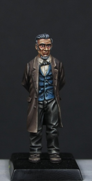 Abraham Lincoln. Recadr13