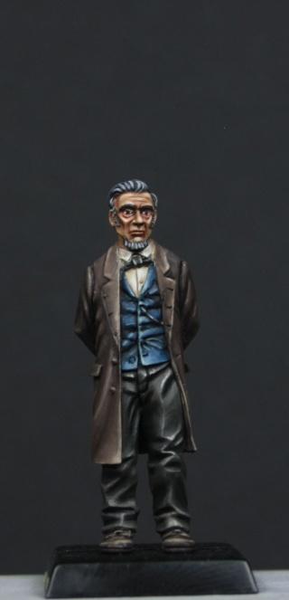 Abraham Lincoln. Recadr15
