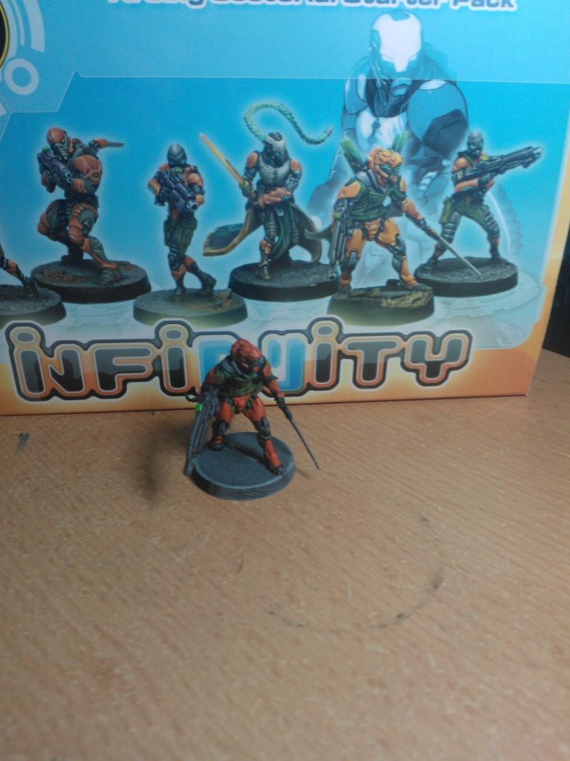 Yu Jing/ Imperial Service/Japanese Sectorial Army - Gojo Nwp_1310